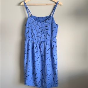 Old Navy | Feather dress